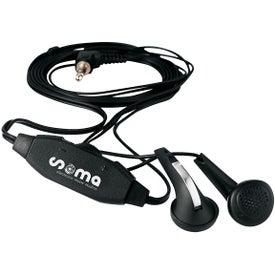 Customized Volume Adjusting Earbuds