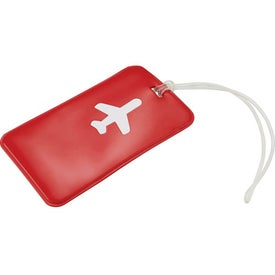 Custom Voyage Luggage Tags with Your Logo
