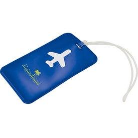 Custom Voyage Luggage Tags Giveaways