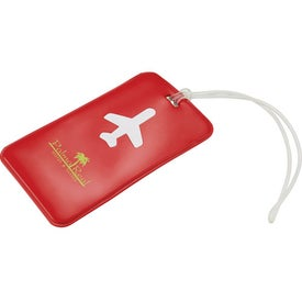 Imprinted Custom Voyage Luggage Tags