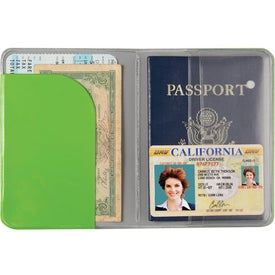 Voyage Passport Wallet with Your Logo