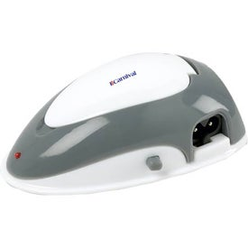 Voyager Travel Iron for Customization