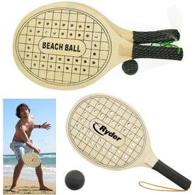 The Waikiki Paddle Ball Set
