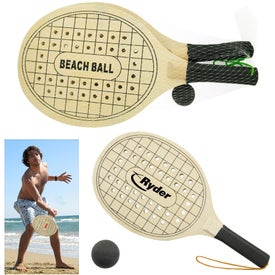 Branded The Waikiki Paddle Ball Set