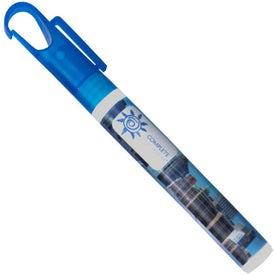 Ward Hand Sanitizer for Promotion