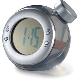 Personalized Water Powered Clock