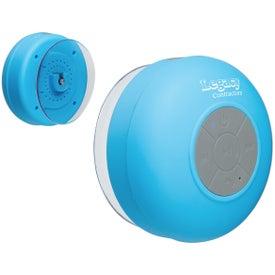 Water Resistant Bluetooth Speaker (400 mAh, UL Listed)