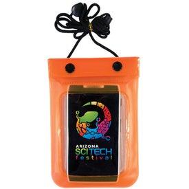 Advertising Waterproof Cell Phone Bag