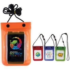 Custom Waterproof Cell Phone Bag