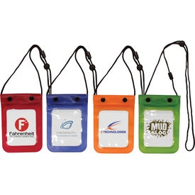 Waterproof Cell Phone Bag Giveaways