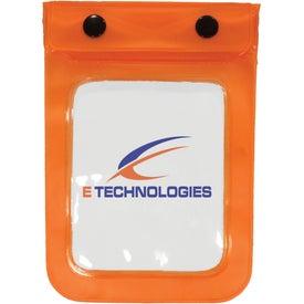 Branded Waterproof Cell Phone Bag