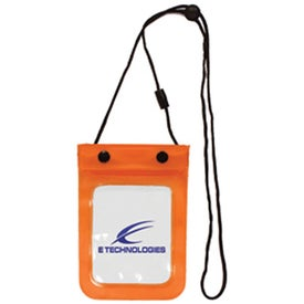 Waterproof Cell Phone Bag with Your Logo