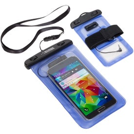 Waterproof Smart Phone Case with 3.5 mm Audio Jack