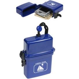 Imprinted Waterproof Storage Case