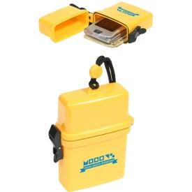 Printed Waterproof Storage Case