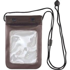 Logo Waterproof Valuable Pouch