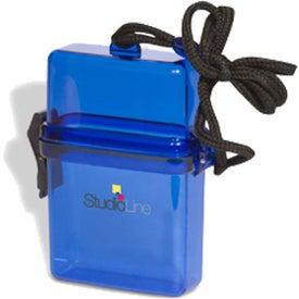 Monogrammed WaterTite Beach Box