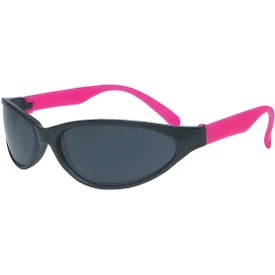 Wave Rubberized Sunglasses for your School