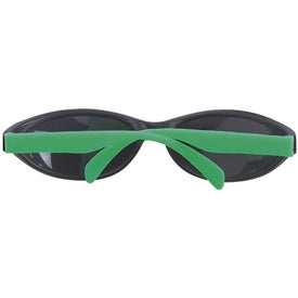 Wave Rubberized Sunglasses with Your Logo