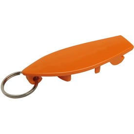 Branded Wave Wrench Opener