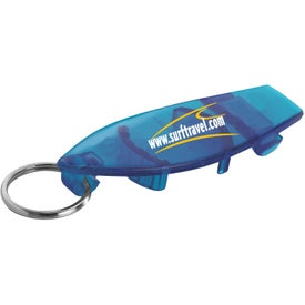 Wave Wrench Opener with Your Slogan