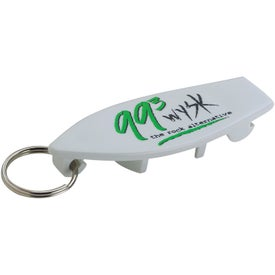 Customized Wave Wrench Opener