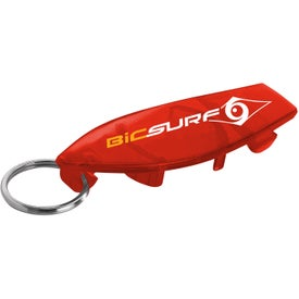 Promotional Wave Wrench Opener