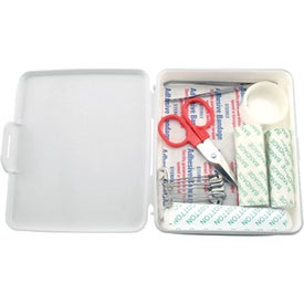Personalized Weather Resistant First Aid Kit