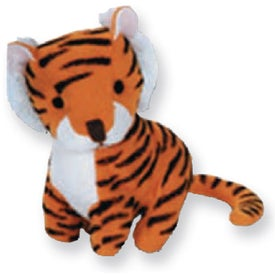 WeeBeans Tiger Stuffed Animal for Marketing