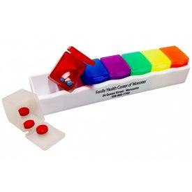 Printed Weekly Pill Planner