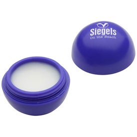 Well-Rounded Lip Balm with Your Logo
