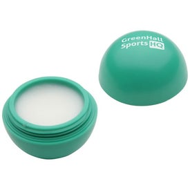 Well-Rounded Lip Balm Branded with Your Logo
