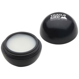 Imprinted Well-Rounded Lip Balm