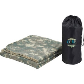 Wellington Blanket with Pouch for Your Organization