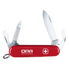 Wenger Apprentice Genuine Swiss Army Knife