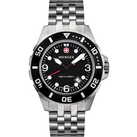 Wenger AquaGraph 1000m Bracelet Watch Branded with Your Logo