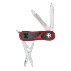 Wenger EvoGrip 81 Genuine Swiss Army Knife