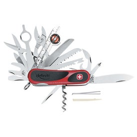 Wenger EvoGrip S54 Genuine Swiss Army Knife