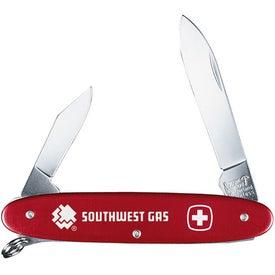 Monogrammed Wenger Patriot Genuine Swiss Army Knife