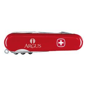 Wenger Traveler Genuine Swiss Army Knife for Marketing