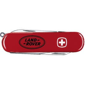 Wenger Esquire Genuine Swiss Army Knife for Marketing