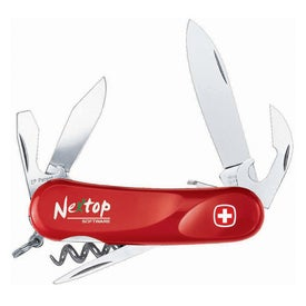 Wenger Evolution S10 Genuine Swiss Army Knife