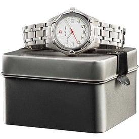 Wenger Men's Standard Issue Bracelet Watch for Customization