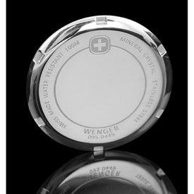 Promotional Wenger Men's Standard Issue Bracelet Watch