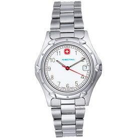 Wenger Men's Standard Issue Bracelet Watch