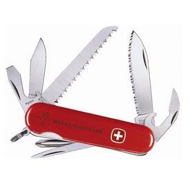 Wenger Serrated Backpacker Gen Swiss Army Knife
