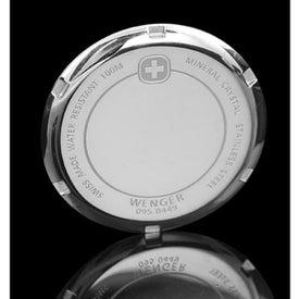 Imprinted Wenger Women's Standard Issue Bracelet Watch