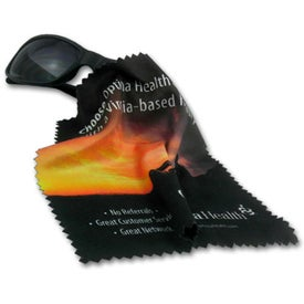 Weslyan Microfiber Cloth Giveaways