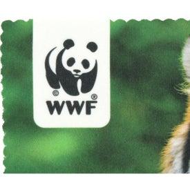 Logo Weslyan Microfiber Cloth