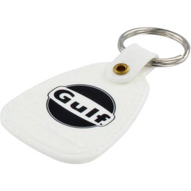 Western Saddle Key Tag for Your Company